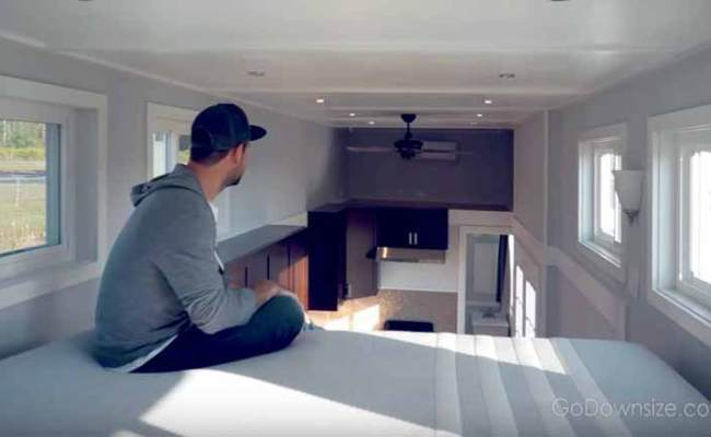 What Is The Biggest Tiny House You Can Build On Wheels