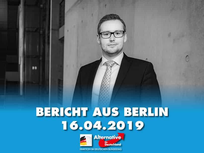 KW16 - Bericht aus Berlin