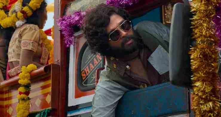 Allu Arjun Pushpa (2021) film