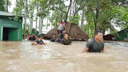 World Mission Sends Basic Survival Necessities to Thousands in Cambodia Impacted by Flooding