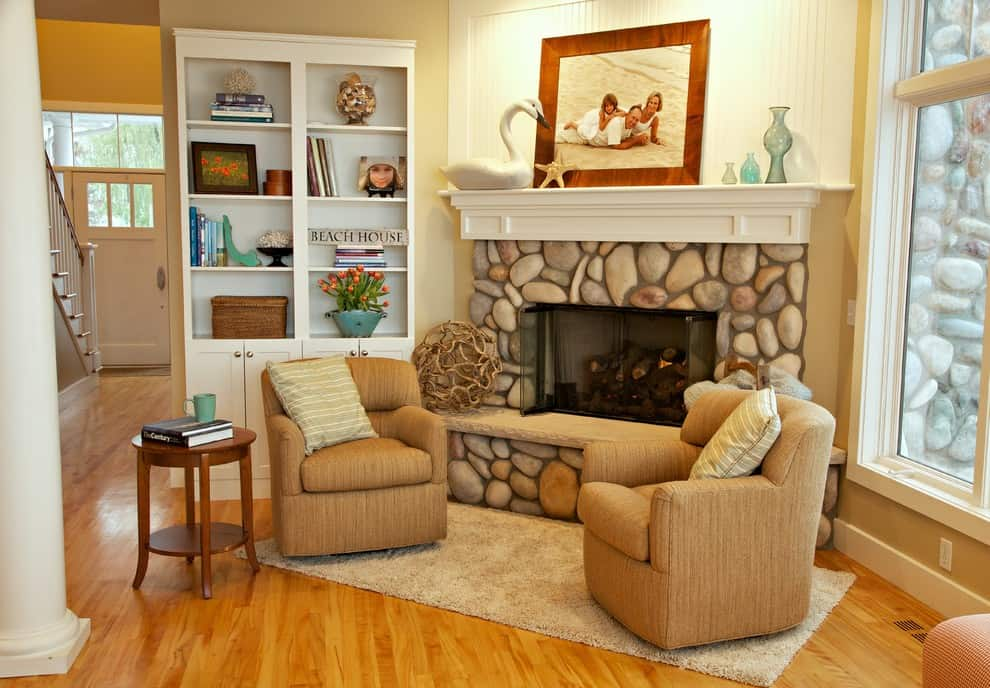 living room mantel decor table design 10 best decorating ideas for a fabulous fireplace photos idea 5 add family heirlooms
