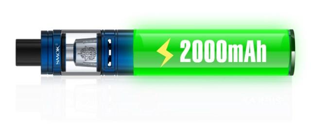 Stick V8 Baby battery
