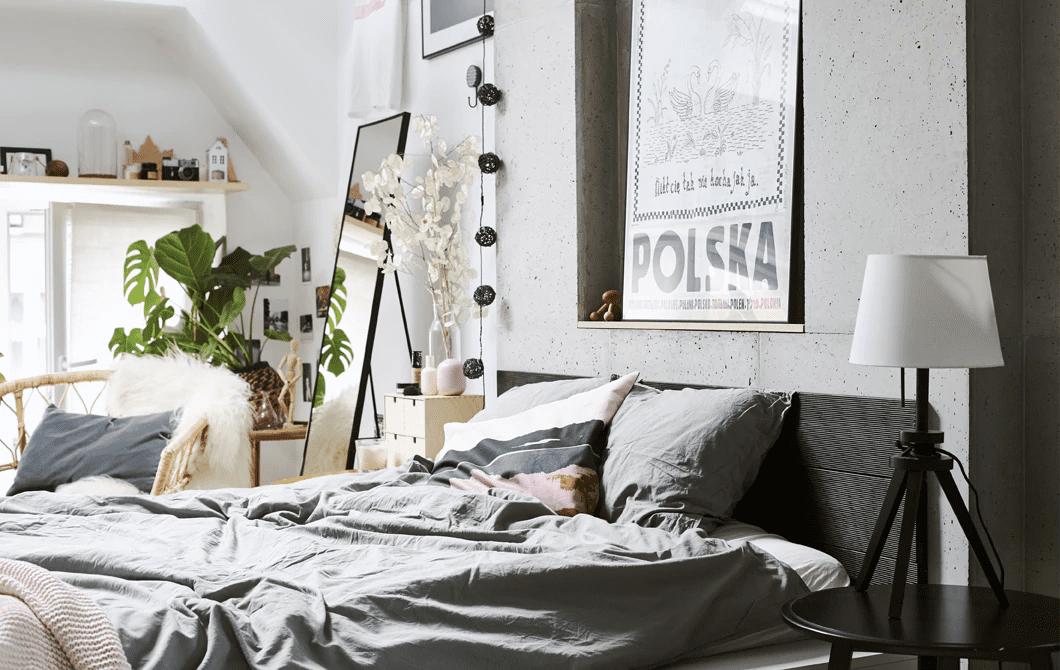 Visualizza altre idee su camera da letto piccola, camera da letto, camerette. La Perfetta Camera Da Letto Per Gentile Concessione Di Ikea Comfort Works Blog Design Inspirations