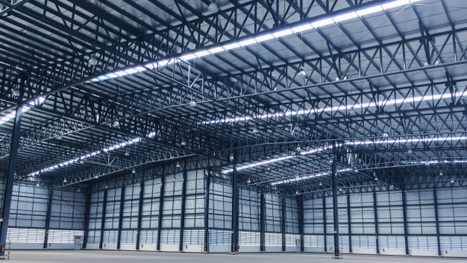warehouse industrial commercial