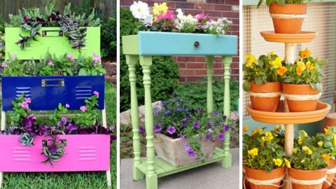 36 outdoor planters for the patio