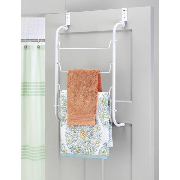 12 best over door towel racks of 2021