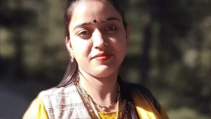Reena Thakur was in an affair with Upen Pandit