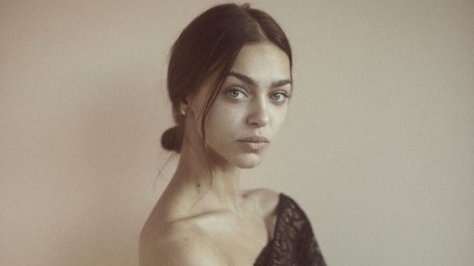Zhenya Katava is indeed dating her lover Arthur Kulkov.