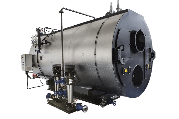 Fire-tube boiler