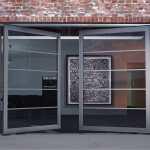 Custom Glass Front Doors Modern Glass Exterior Doors
