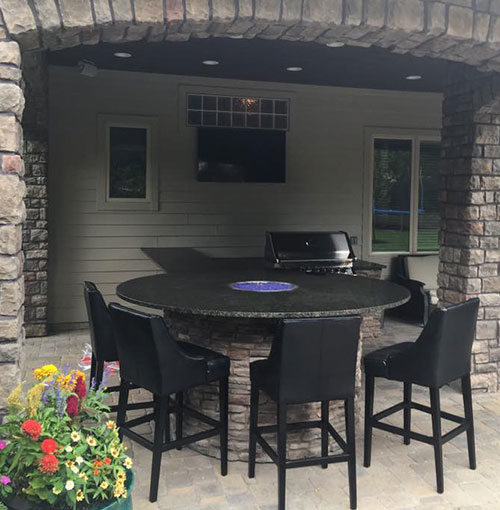 outdoor living spaces in lincoln ne