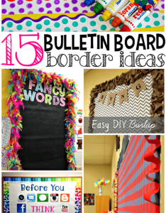 also stunning classroom decorating ideas to make your rh teachjunkie