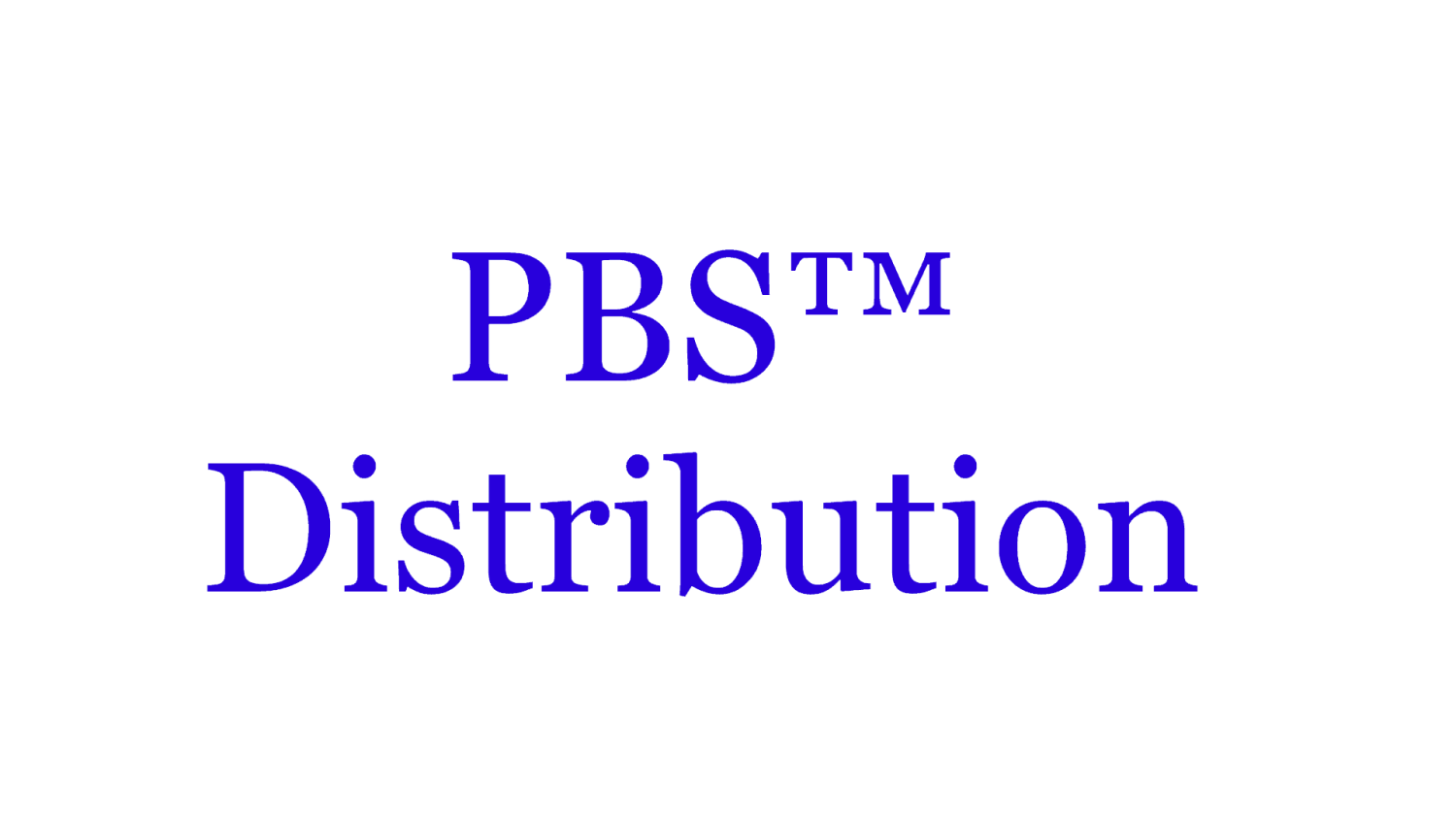 logo for pbs distribution software for small business