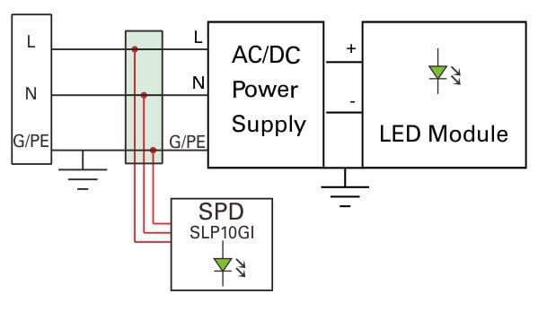 LED-Işıklar-TPB'ler-paralel bağlantı