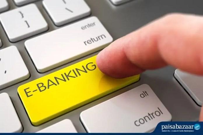 E-Banking Services,Financial E-Banking Services - Paisabazaar.com