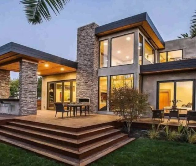 Lets Make The Day Treating Eyes With Modern House Architect