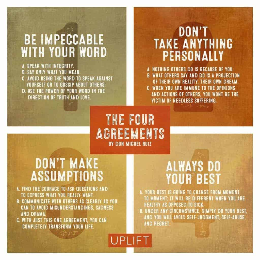 4 don miguel ruiz quotes from the four