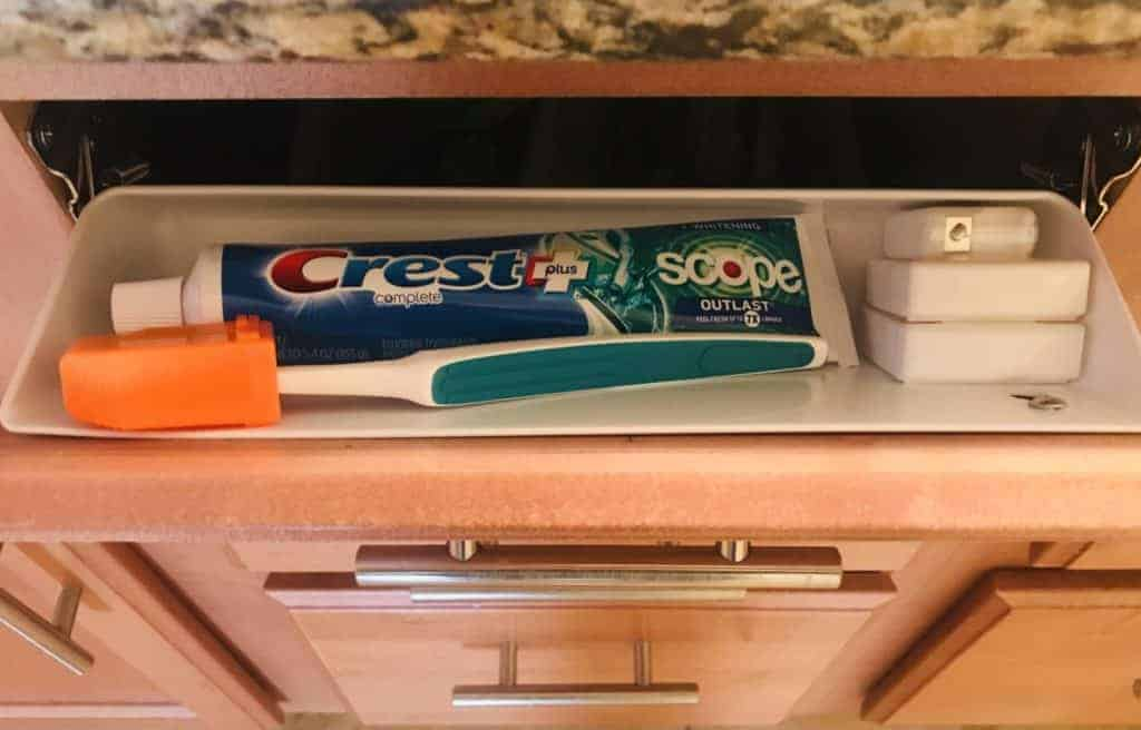 10 ways to use under sink tip out trays