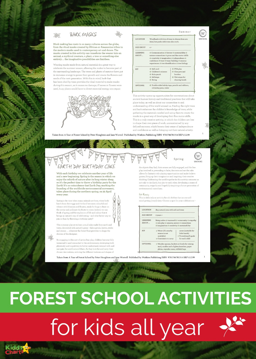 Forest School Activities For All Seasons