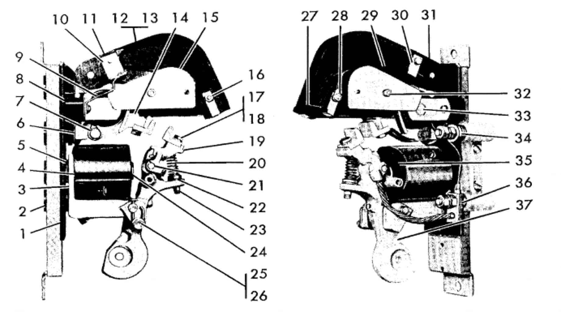 Cutler Hammer Contactors Parts Catalog