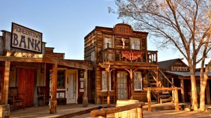 Citt Fantasma villaggi Western e Ghost Town dAmerica