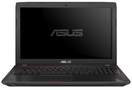 Asus FX Series Core i7 7th Gen Gaming Laptop