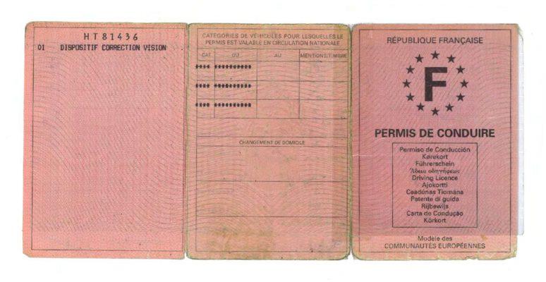 permis conduire au japon