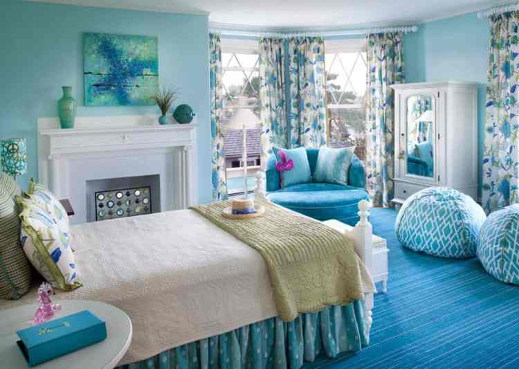 What Color Curtains Go With Blue Walls 10 Most Attractive Choices To Pick Jimenezphoto