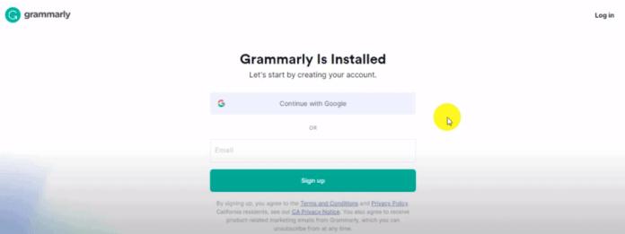create grammarly premium free account