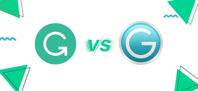 grammarly premium free vs ginger
