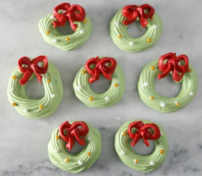 easy-meringue-christmas-wreath-recipe