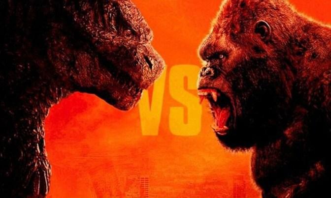 Godzilla Vs Kong estremps en 2021