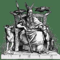 Odín, el dios supremo de los vikingos
