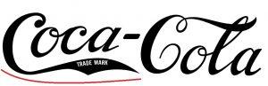 Logo Coca-Cola grafología