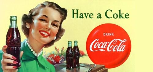Grafología del logotipo de Coca-Cola
