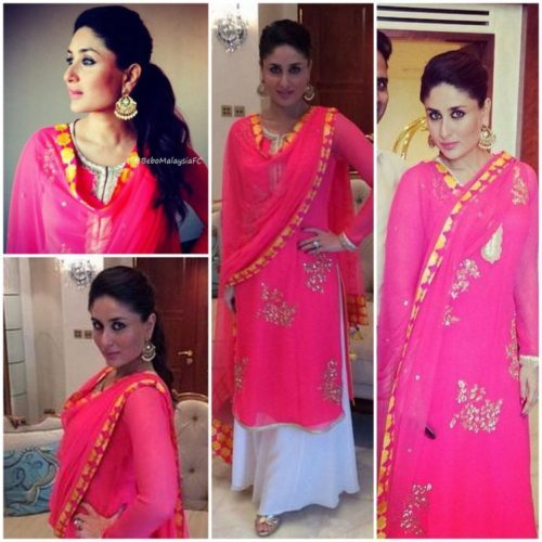 Bollywood Style Salwar Suits Designs
