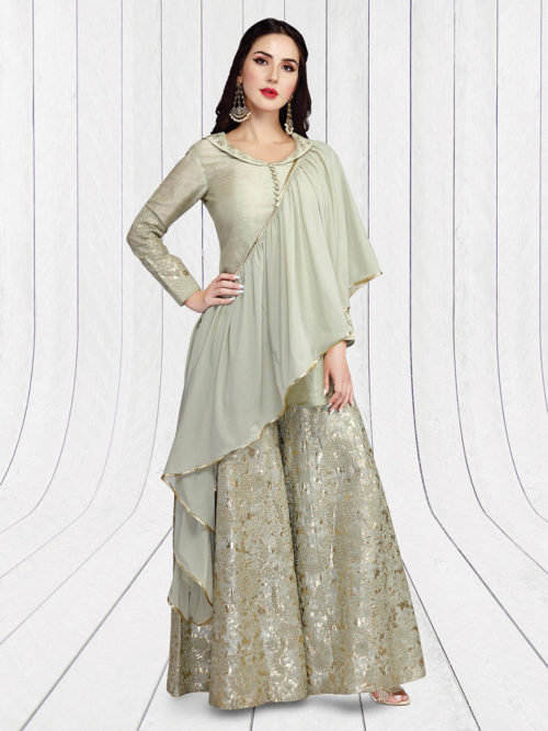 Latest Party wear Salwar kameez design for women