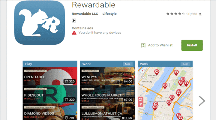 rewardable - The Internet Tips
