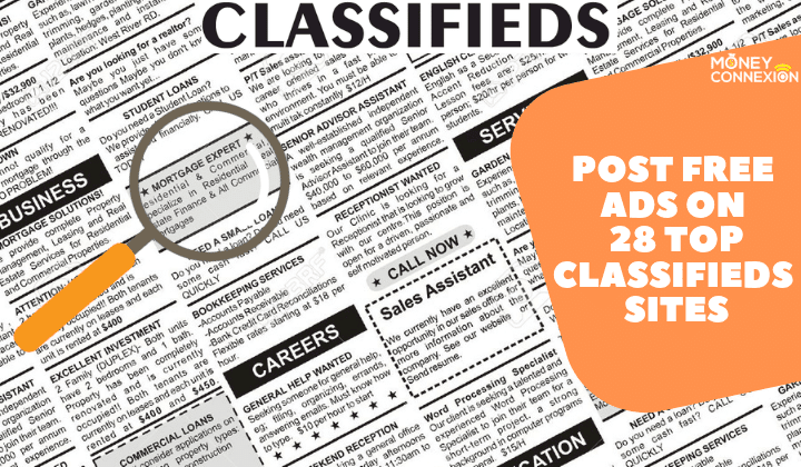 free classifieds - The Internet Tips