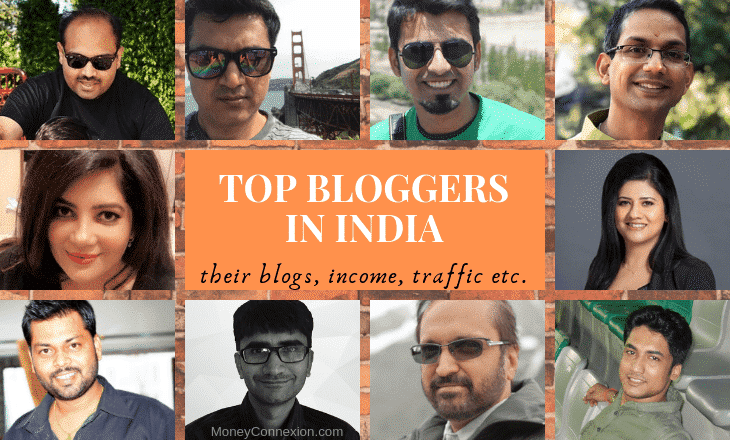 top bloggers in India - The Internet Tips