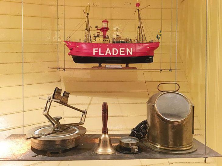 Museo Maritiman de Gotemburgo, el museo flotante de la ciudad