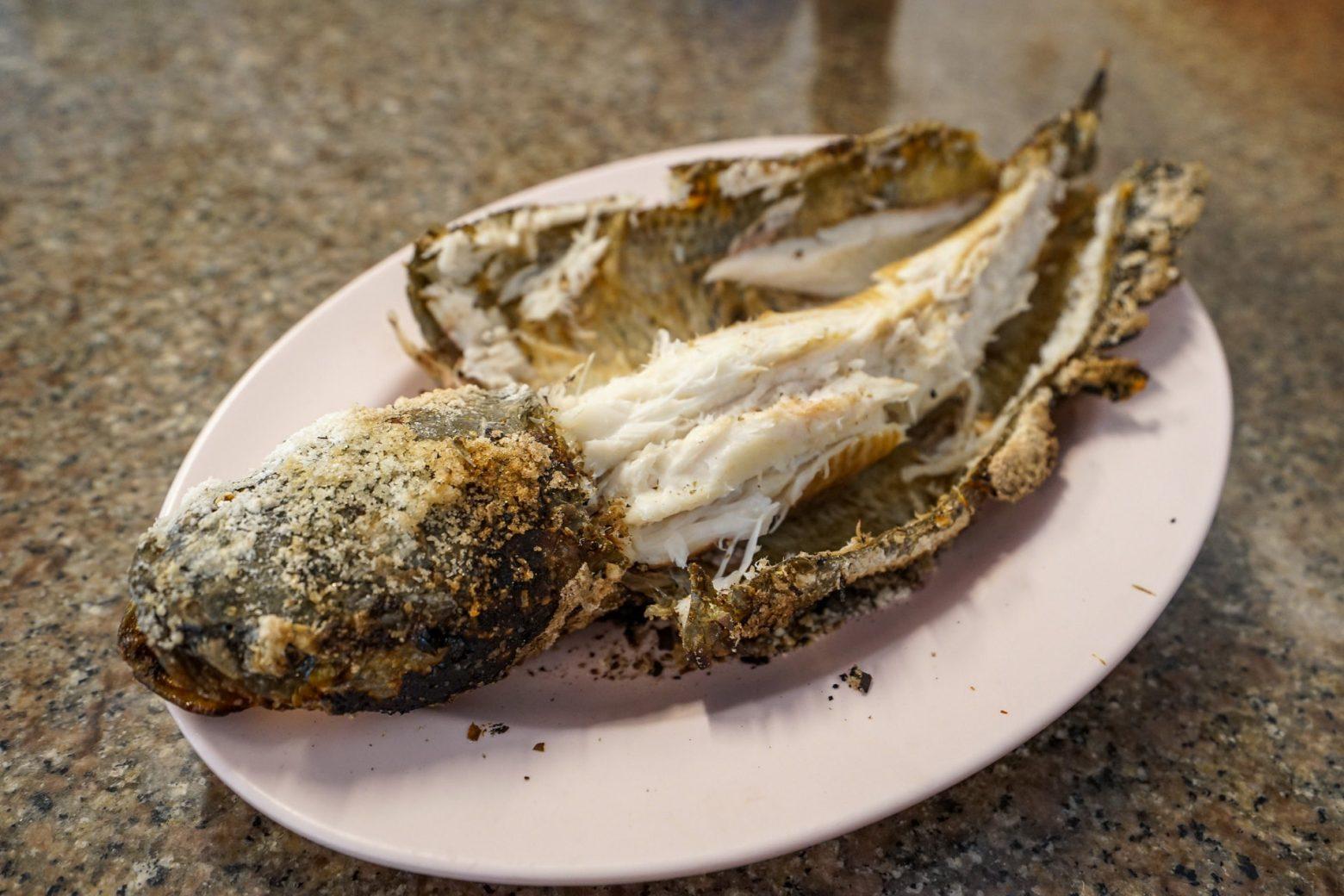 泰式烤魚 泰式香茅烤魚