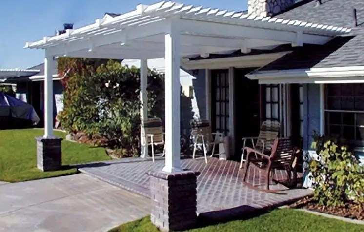 choose the best patio cover style duramax