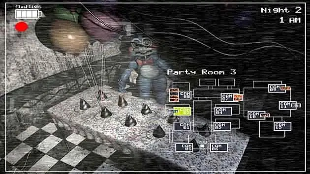 Five Nights At Freddy S 2 Mod Apk 2 0 1 Unlocked Download For Android