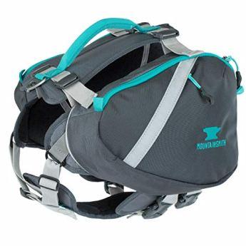 Mountainsmith K-9 Dog Pack, Medium Hiking Pack (Caribe Blue)