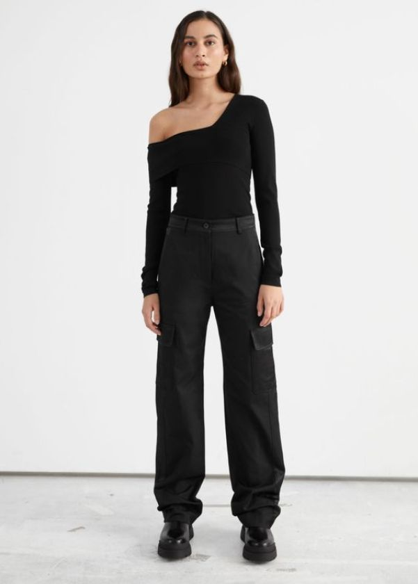 Relaxed Cargo Trousers, £75, & Other Stories
