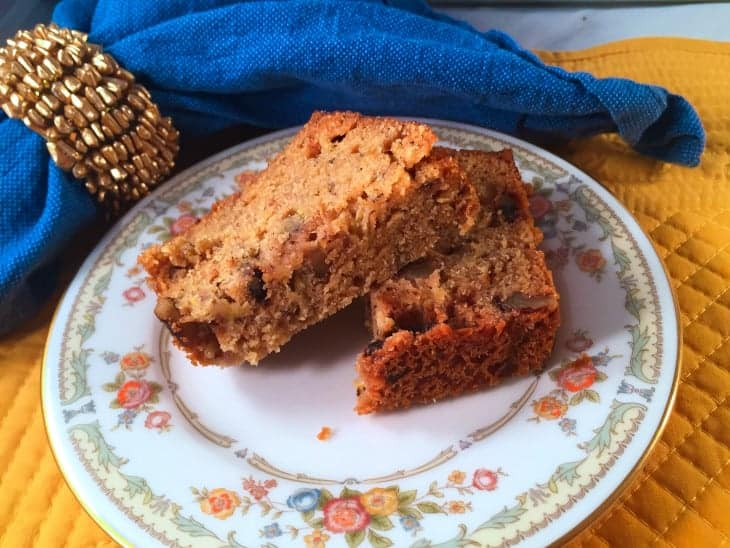 Instant Pot Bread BANANA BREAD - CLEAN EATING