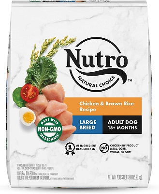 Nutro Natural Choice Large Breed Dry Food