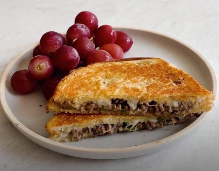 Ground Beef Sandwich