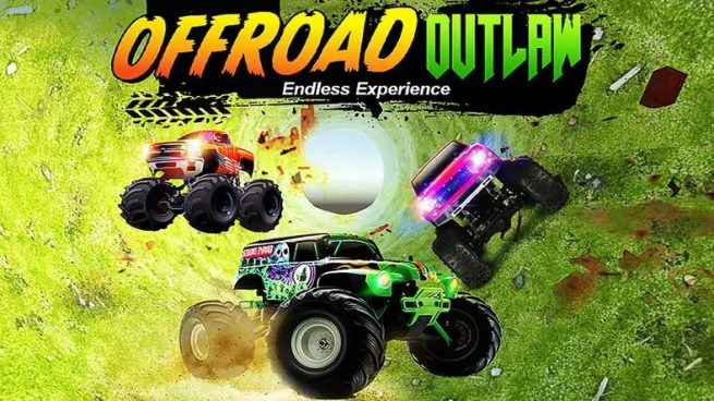 Offroad Outlaws poster